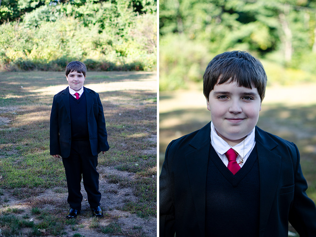 zane - confirmation and first communion collage 1