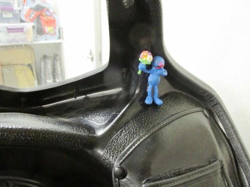 Grover: 1973 R75/5