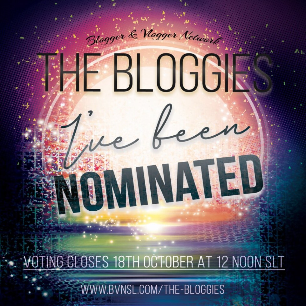I've Been Nominated