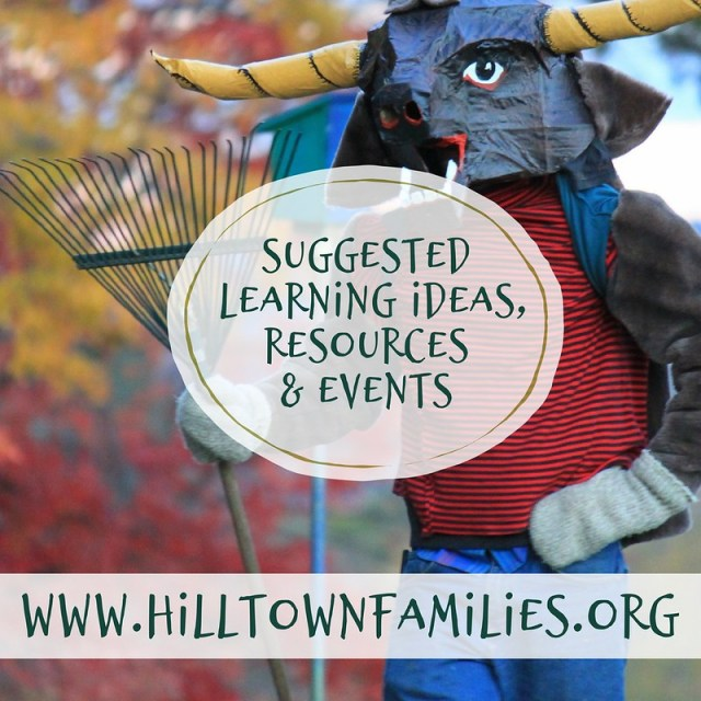 With Halloween around the corner, our list of events is full of spooktacular opportunities to learn, celebrate, and connect with community!