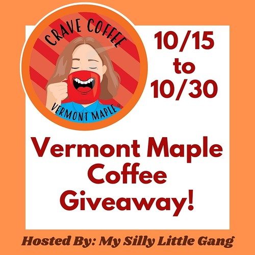 Vermont Maple Coffee Giveaway ~ Ends 10/30 @tworiversco #MySillyLittleGang