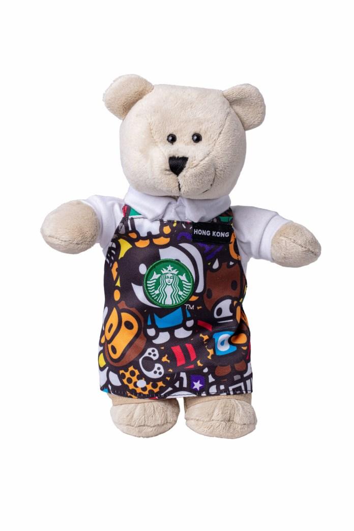 Starbucks_BABY MILO® Bearista Bear