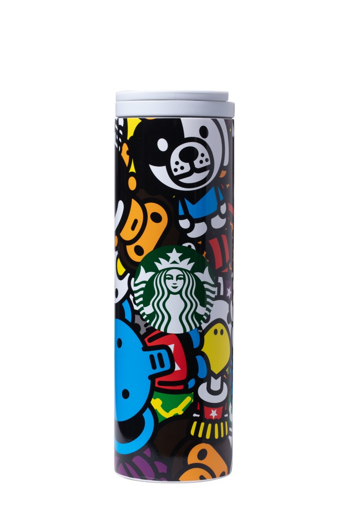 Starbucks_16oz  BABY MILO® SAFARI Stainless Steel Tumbler