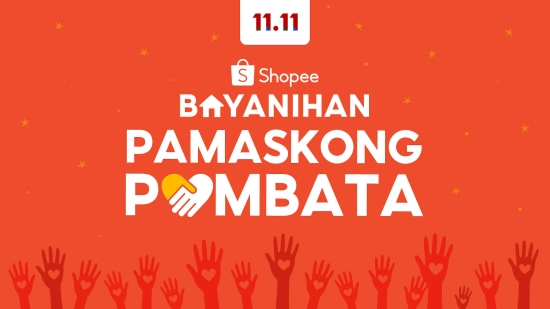 Shopee 11.11 Big Cristmas Sale