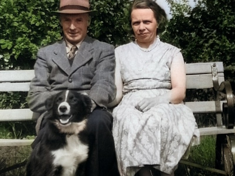 Jessie And Ernie In Wales
