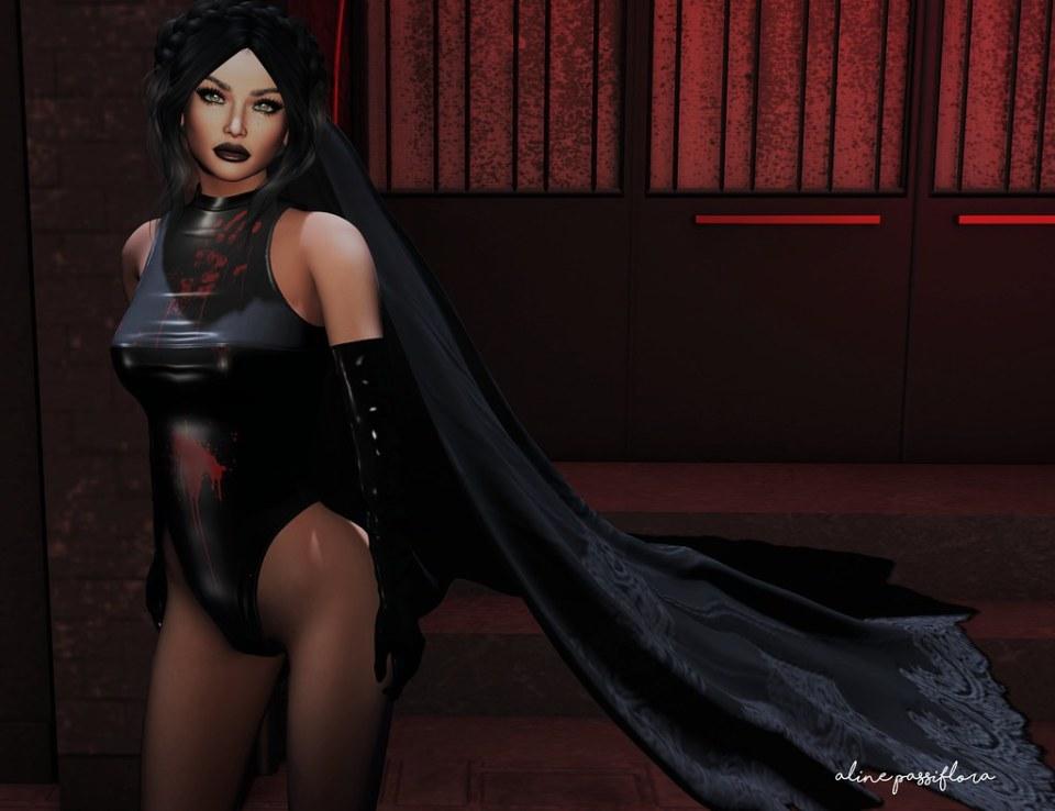 Like a Black Widow, Baby