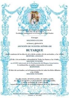 LXX Aniversario Proclamación Dogma Asuncionista