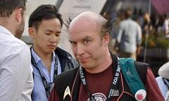 Michael Sillion a.k.a Captain FUTURE
