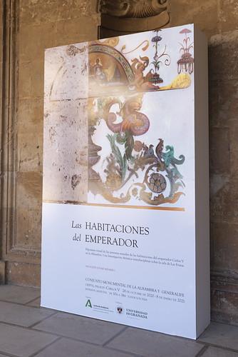 Un proyecto de investigación de la UGR reconstruye en La Alhambra una hipótesis visual de las pinturas murales que decoraron las habitaciones de Carlos V en la residencia nazarí