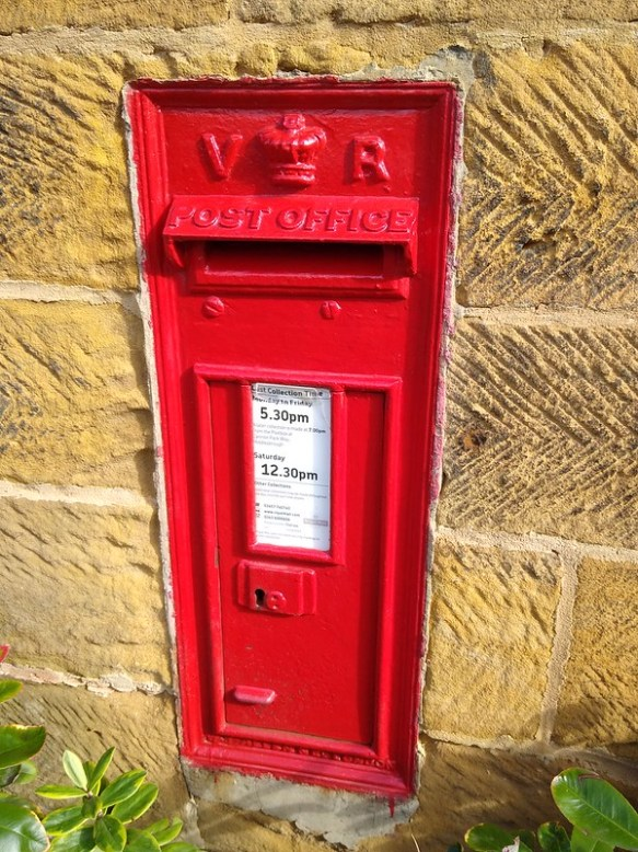 Wilton Post Box