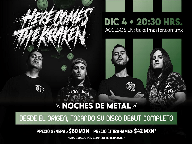 2020.12.04 Here Comes The Kraken