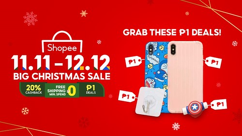 Shopee 11 11 Big Christmas Sale P1 Deals