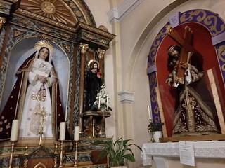 Nuestro Padre Jesús Nazareno y María Santísima de la Soledad