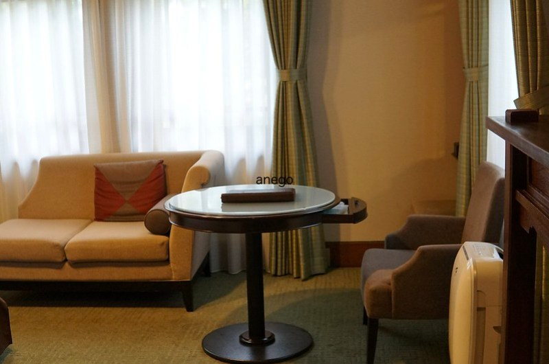 奈良ホテル コーナー