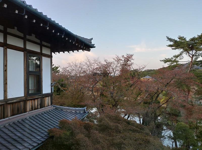奈良ホテル 夕刻