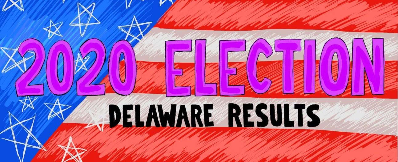 2020 election delaware results illustration