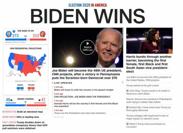 Biden wins!