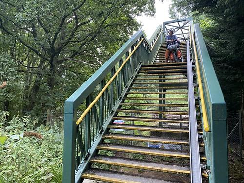 Liss railway bridge