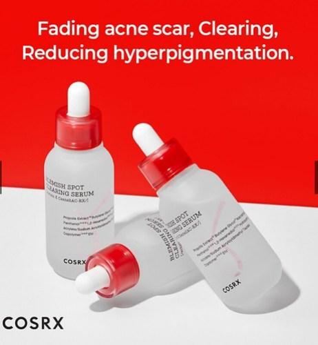 COSRX AC Collection Blemish Spot Clearing Serum Renewal 40ml Mini size serum 10ml x 2