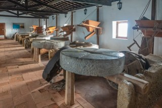 Gezeitenmühle