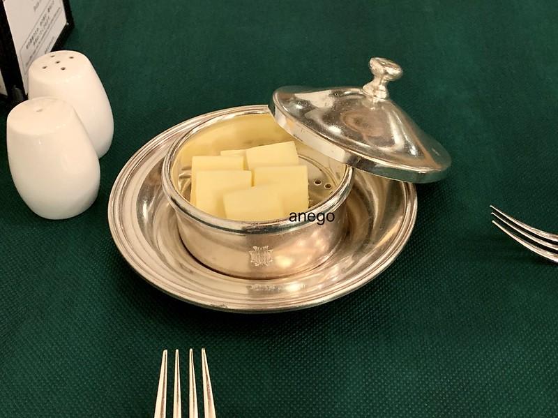 奈良ホテル 三笠 バター