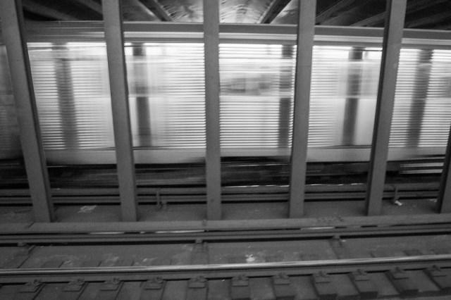 Broadway, subway - New York, New York, États-Unis - 09/05/2018 18h46