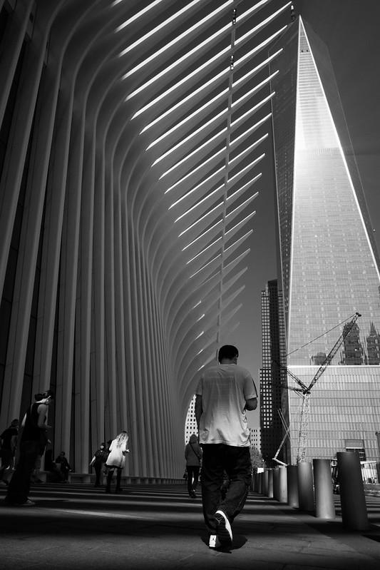 World Trade Center - New York, New York, États-Unis - 09/05/2018 10h13