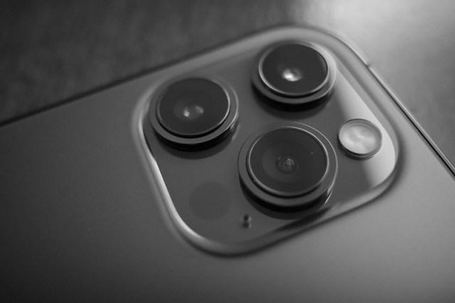 iPhone 12 Pro Max camera新しいカメラを買いました
