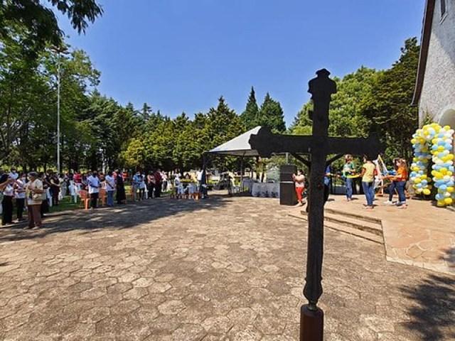 30 anos Santuário Tabor das Vocações Guarapuava