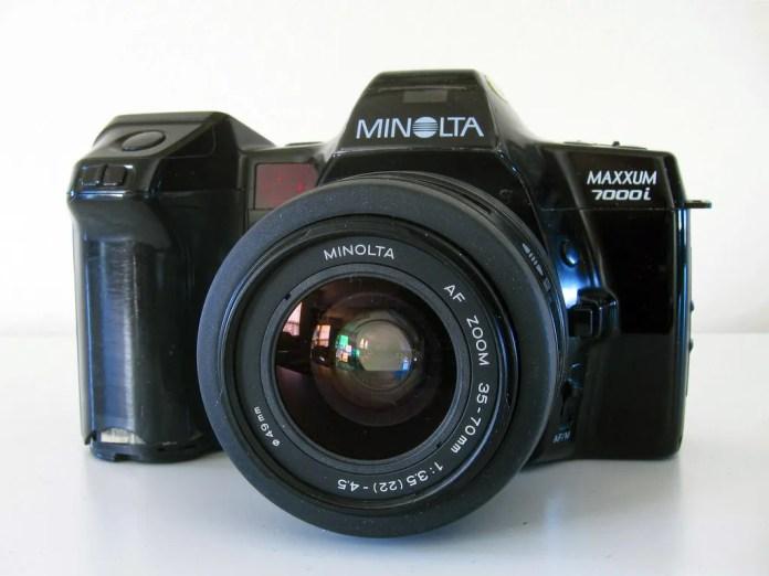 Minolta Maxxum 7000i