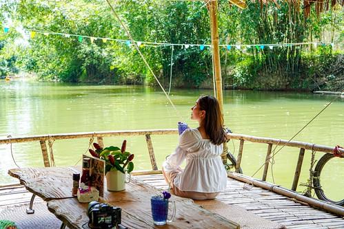ไร่วินอี่ ร้านอาหารริมน้ำ บางทอง ท้ายเหมือง พังงา