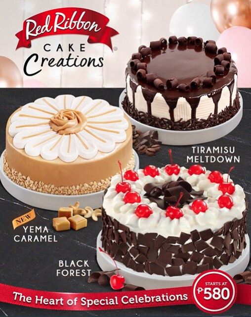 Red Ribbon Cake Creations