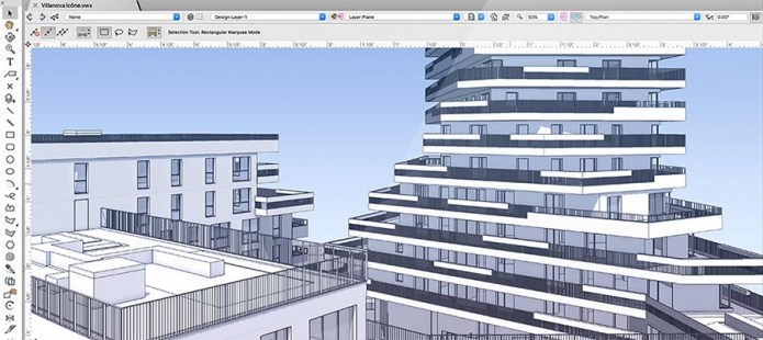 Working with Vectorworks 2021 SP2 full