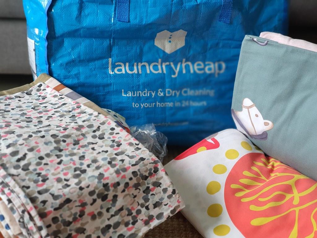 Laundryheap X RainbowDiaries