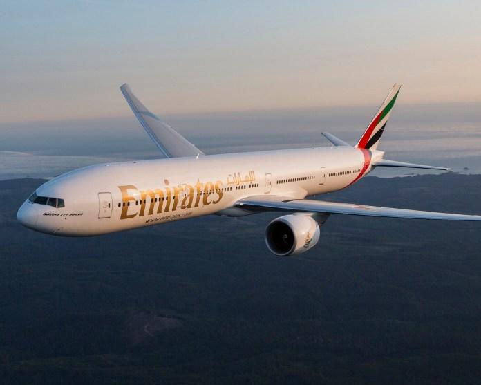 Emirates Boeing 777-300ER 阿聯酋航空