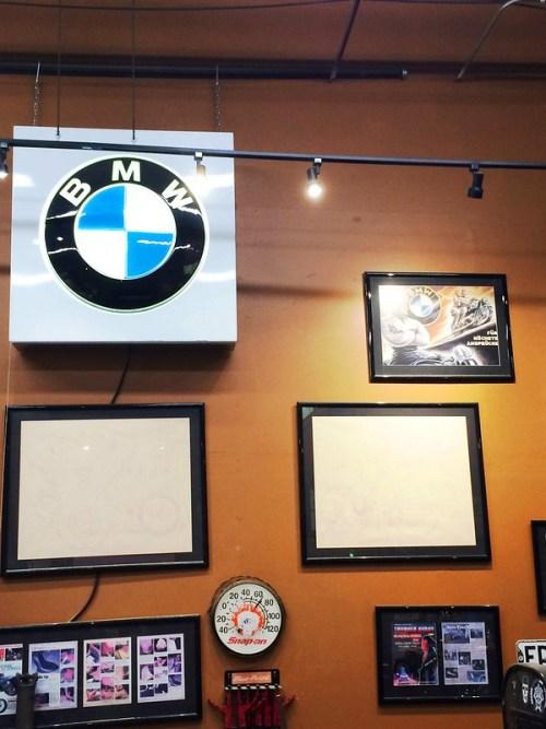 BMW Memorabilia