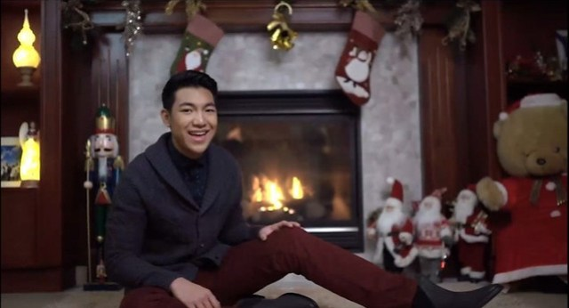 Darren Espanto Believe in Christmas
