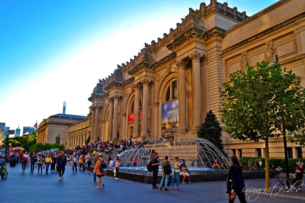 The Met ( The Metropolitan Museum of Art ) 5th Ave E80 St - E84 St in Central Park Manhattan New York City NY P00722 DSC_0824
