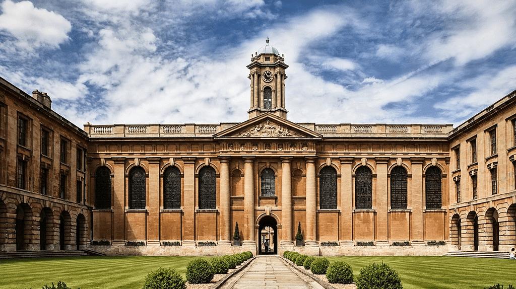 Foto Oxford University  © KaofeniloWikiCommons
