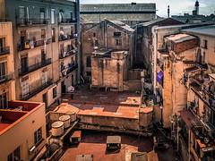 A Backcourt in Barcelona.