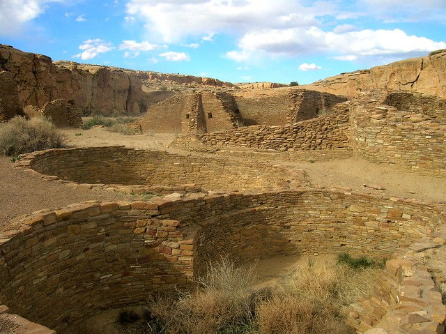 Chetro Ketl, Chaco Culture National Historic Park by bryandkeith on flickr