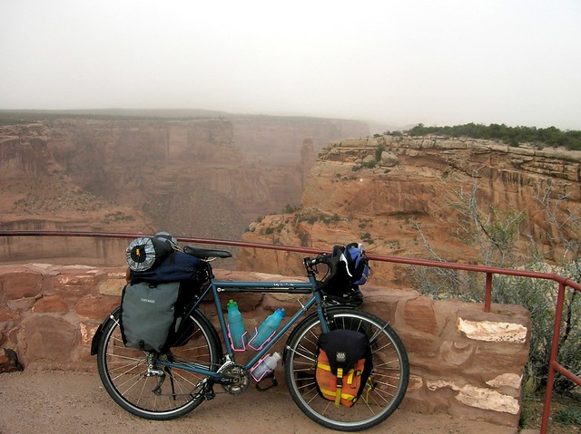 Face Rock Overlook, Canyon de Chelley, Navajo Nation, AZ by bryandkeith on flickr