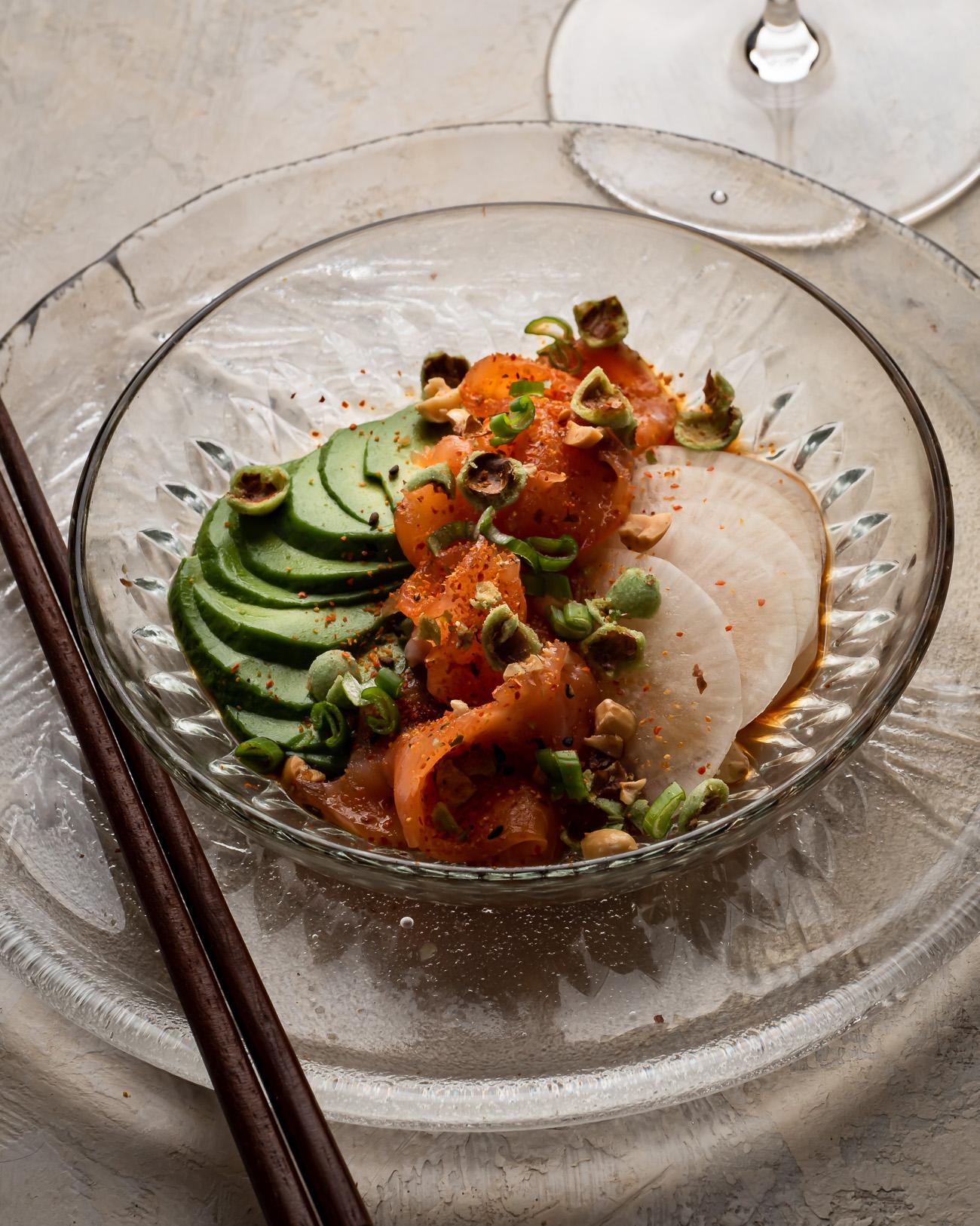 lohi sashimi