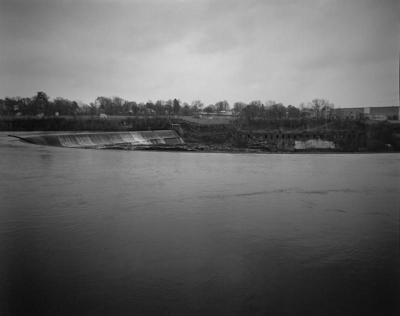 Rainy Day, Hudson RIver