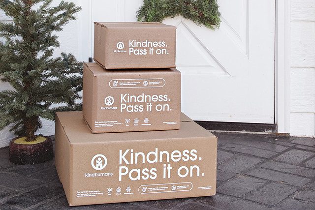 Gift Kindness with Kindhumans ~ #GiftKindness #MySillyLittleGang