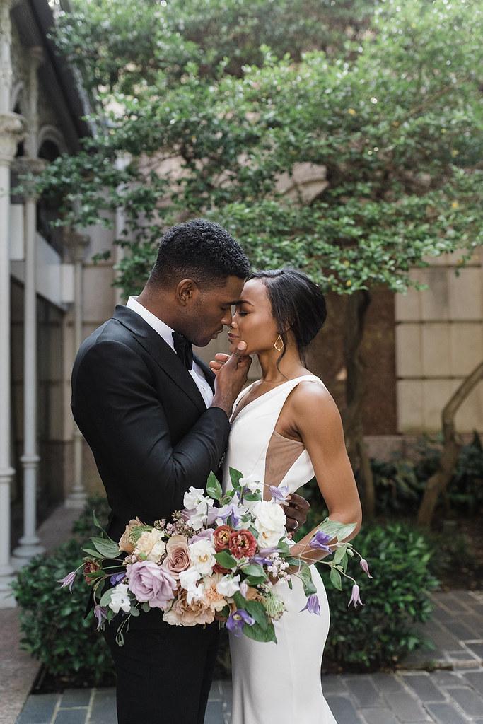 Crescent Court Dallas Wedding