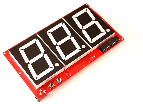 2.3 inch 3 digits up and down counter (1)