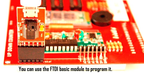 FTDI basic module