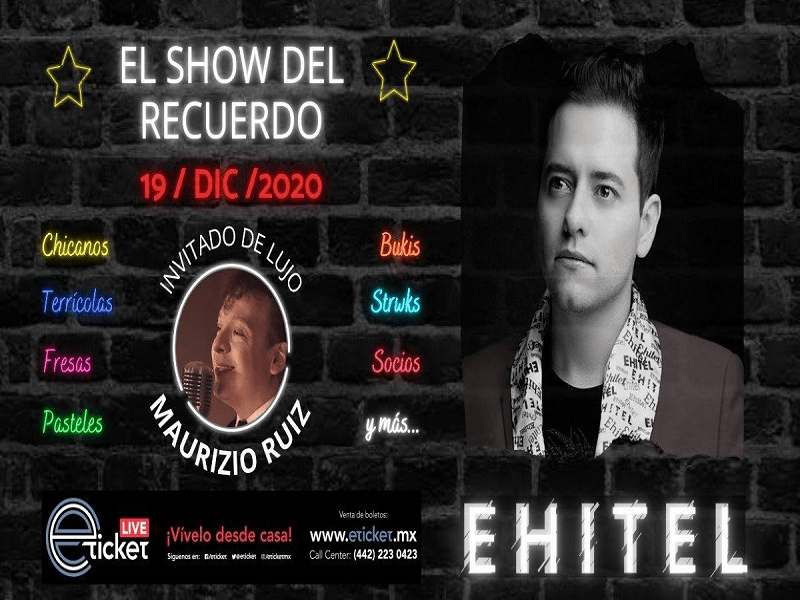 2020.12.19 EHITEL - EL SHOW DEL RECUERDO