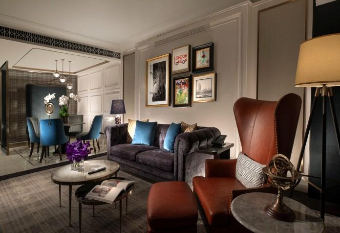 Windsor Suite Living Room 溫莎套房客廳